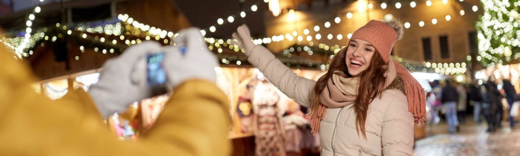 xmas christmas retail shopping IT provider managed services cloud converged