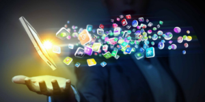 converged managed services it cloud solutions and digital transformation for retail