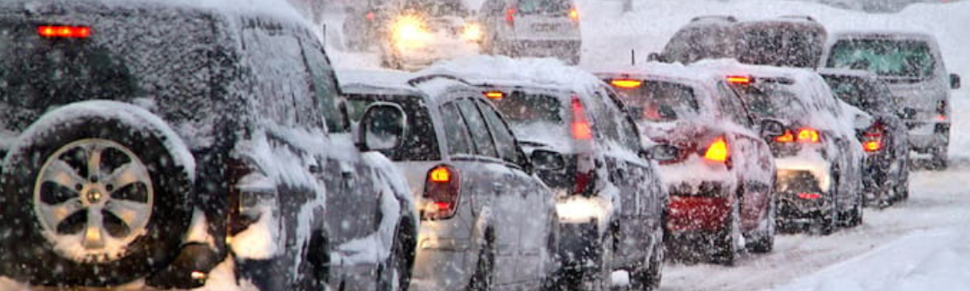 snow cars traffic disruption weather converged managed solutions provider timico continuity plan
