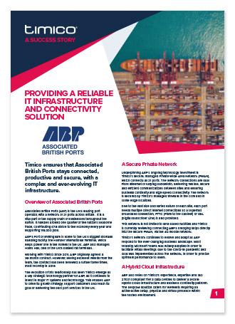 Associated British Ports PDF